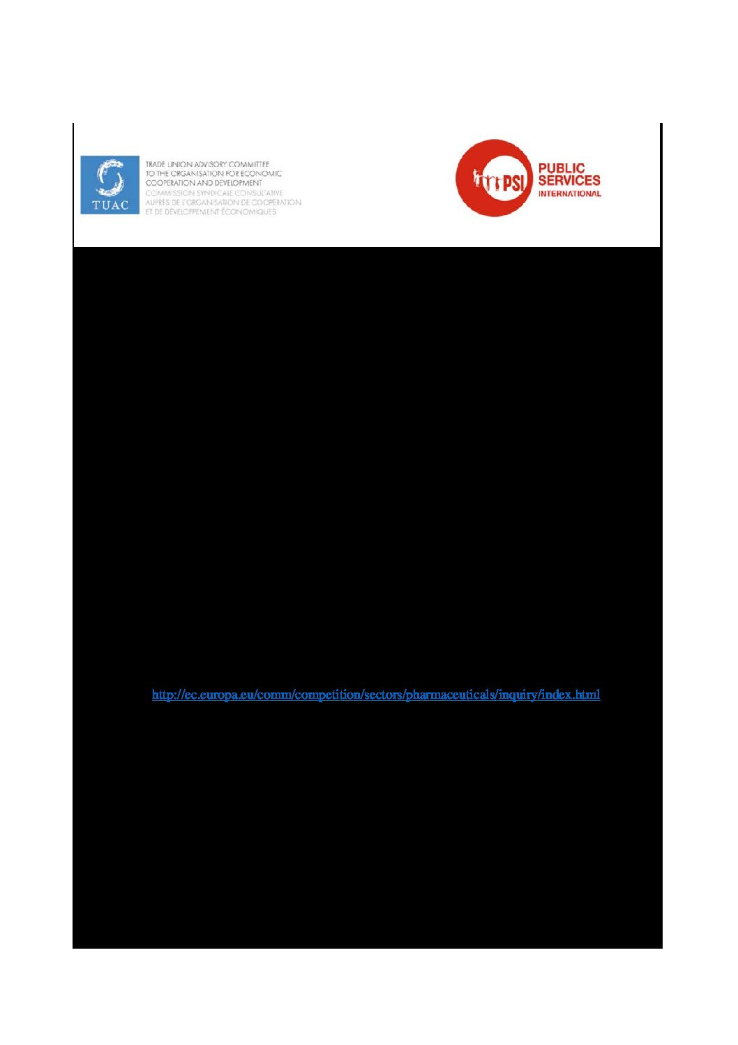 Final-TUAC-PSI-position-on-OECD-Innovative-Treatment-Review-December-2017