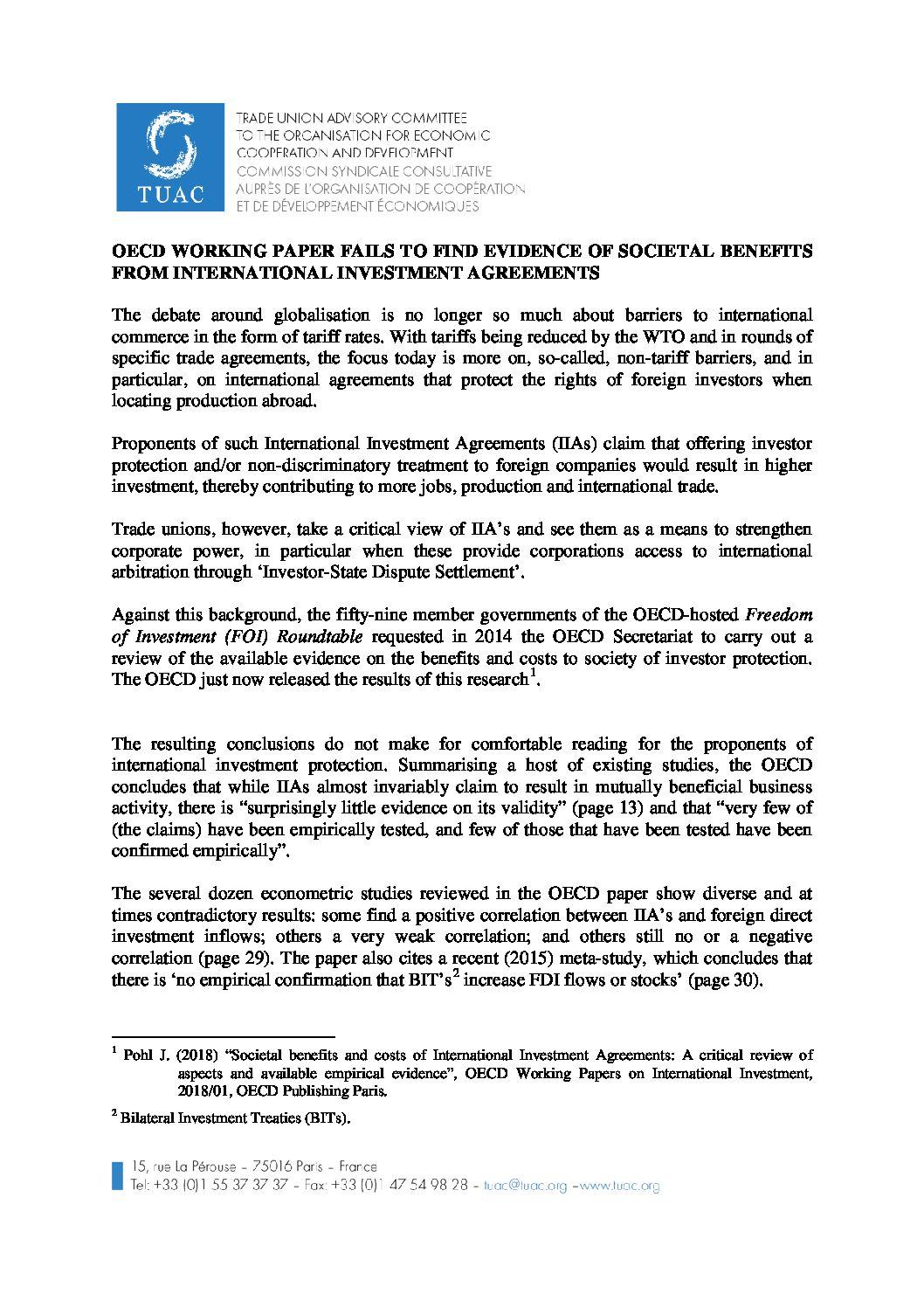 TUAC note on IIA's final pdf
